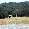 トンネル掘ってます