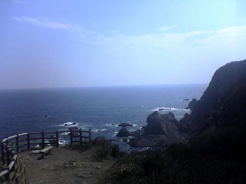 海は広いな、大きいなぁ~